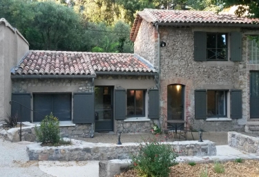 La Maison d'Auguste - Anduze, Gard