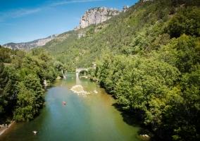 Chalets ou Bungalows Gorges du Tarn