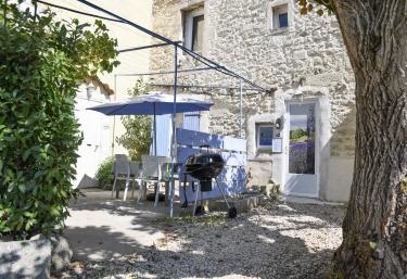 Mas des 2 Cèdres- Ciboulette - Saint Paul Trois Châteaux, Drôme