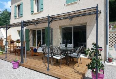 La Colombine - Sahune, Drôme