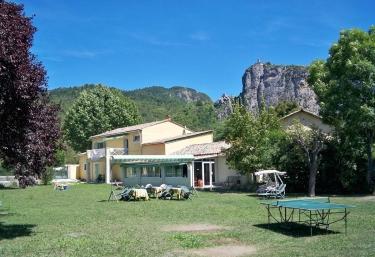 L'Oustaou - Castellane, Alpes-de-Haute-Provence