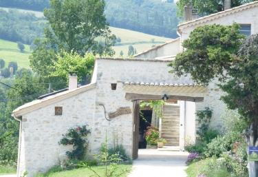 La Bouillarde - Suze la Rousse, Drôme