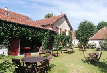 Domaine du Bourg - Gîte D'étape - Gannay sur Loire, Allier