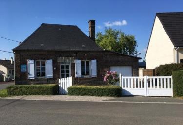 La maison de Man'Laure - Lamotte Buleux, Somme