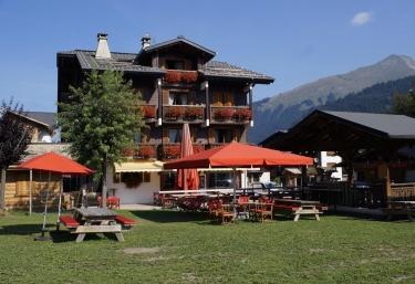 Résidence Frond Neige - 2 pièces + alcôve - Morzine, Haute-Savoie