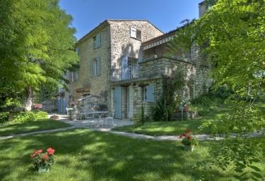 Le Moulin des Encontres  - Dauphin, Alpes-de-Haute-Provence