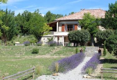 Le Verger - Chambres d'hôtes - Saint Maime, Alpes-de-Haute-Provence