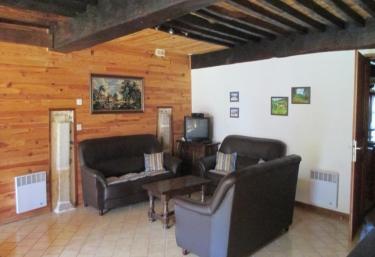 Les Argillets - Gîte 3 - Courmangoux, Ain