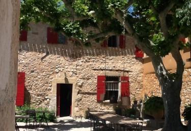 Domaine La Camarette - Chambres d'hôtes - Pernes les Fontaines, Vaucluse