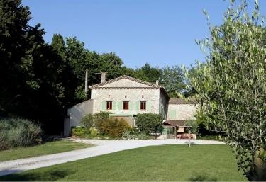 La Magnanerie - Sauzet, Drôme