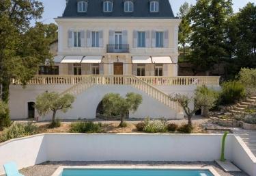 La Maison d'Amoury - Gréoux les Bains, Alpes-de-Haute-Provence