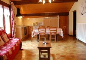 Les Frachettes- Appartement La Sarre