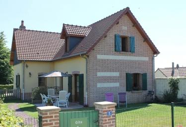 Chez Bidou- Gîte Le Batteux - Quesnoy le Montant, Somme