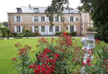 Château des Alleux - Béhen, Somme