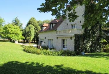 Le Domaine du Moutier - Fontenay Mauvoisin, Yvelines