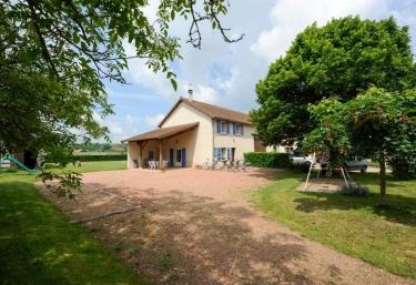 Eaux Calmes - Charolles, Saône et Loire