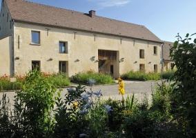 La Bergerie de Villarceaux- Le Clos de Morlu
