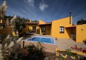 Finca La Majadera- Villa 1 dormitorio