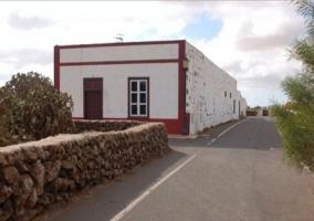 Casa de Las Portadas y Fimbapaire