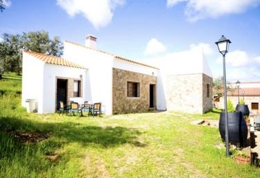 Las Peñas - Aroche, Huelva