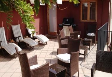 Hotel rural  Niu del Sol  - Palau saverdera, Gerone