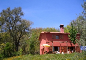 Casa Roja - MonteMateo
