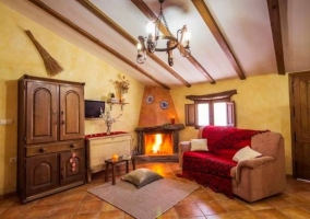 Casa rural Albaida - Reul Alto
