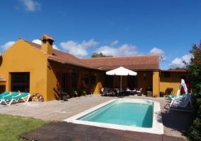 Casa Rural Ca' Chispita