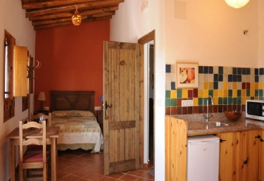 Apartamento Tomillo - Linares De La Sierra, Huelva