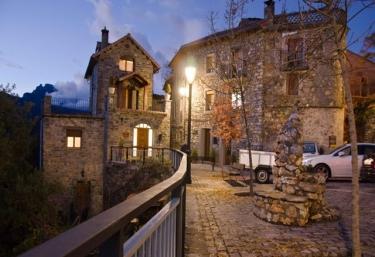 Apartamento La Lucana- Casas Rurales Urmo - Laspuña, Huesca