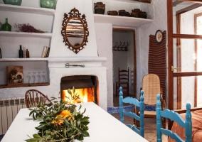 Casa Aloe Vera- Añil