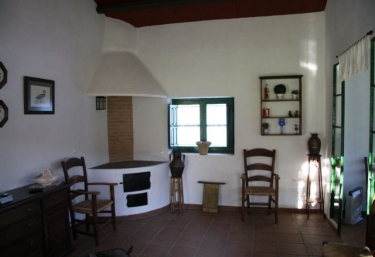 Finca Coto Mina- Casa de la Matanza - Almonaster La Real, Huelva