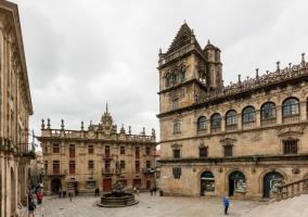 Hôtels de Charme Santiago De Compostela