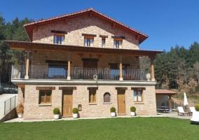 Casa Rural Entrebosques