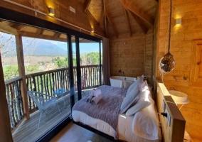 Les Suites - Cabañas Palautordera