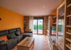 Casa espaciosa y moderna