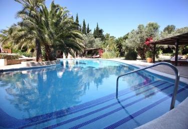 Hotel Rural Cas Pla - Sant Miquel de Balansat, Ibiza