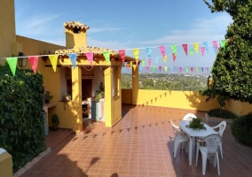 Casa Rural Terra Blanca del Benicadell