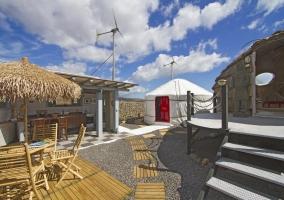 Eco Finca de Arrieta- Yurta Eco Beach