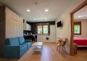 Apartamentos Accesibles La Rioja- Luz