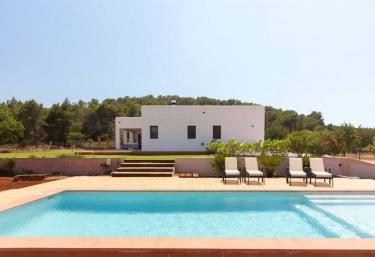 Can Vicent Maymó - Santa Agnes De Corona, Ibiza