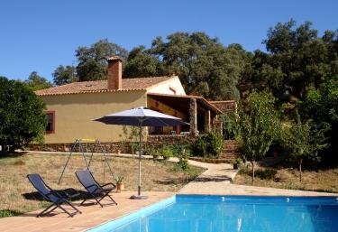 El Capirote 1 - Cortelazor, Huelva