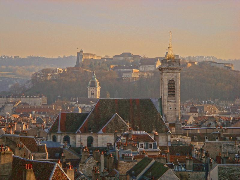 Que voir à Franche Comté