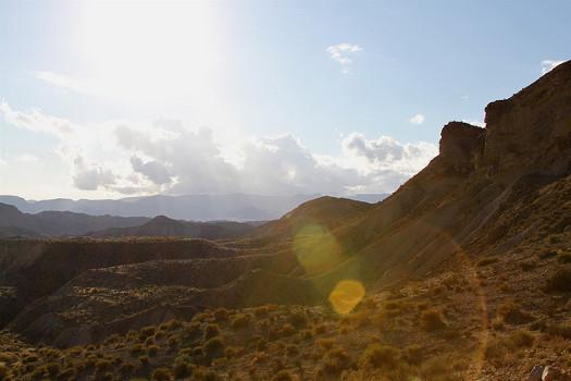 Nature à Andalousie