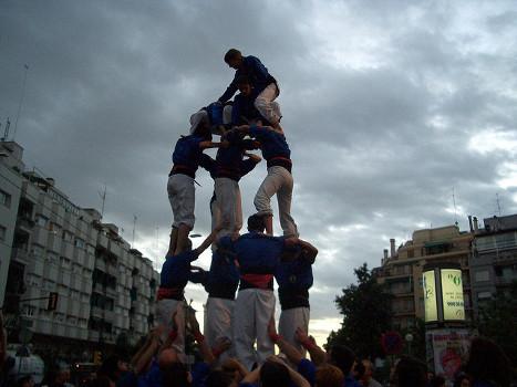 Fêtes à Catalogne