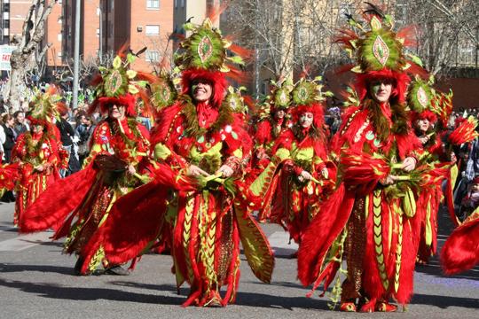 Fêtes à Badajoz