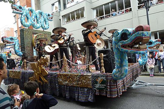 Fêtes à Cuenca