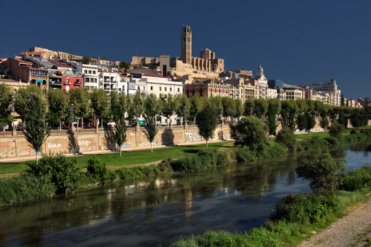 Où dormir à Lleida