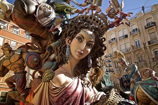 Fêtes à Valence